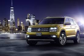 2018 volkswagen atlas available with vr6 engine roomy enough for