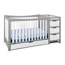 crib changing table combo cribs crib changer combo sears