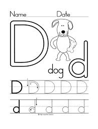 d coloring pages preschool alphabet coloring page letter d