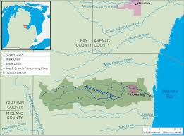 Mi Map File Pinconning River Mi Map Png Wikimedia Commons