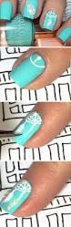 strawberry fields forever nail art tutorial 22 easy spring nail designs for short nails short nails spring
