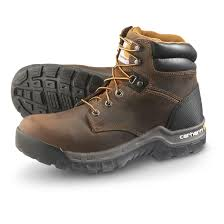 s rugged boots carhartt s rugged flex toe boots brown 593018 work