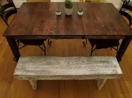rustic wood dining room tables colossal diy fail or rustic dining room table makeover