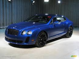 bentley supersports price 2010 moroccan blue bentley continental gt supersports 43338125