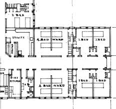 floor plan of hospital private hospital rooms a history of total health kaiser