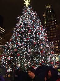 tree at bryant park picture of intercontinental new