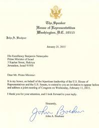 an open letter to speaker john boehner politi co il
