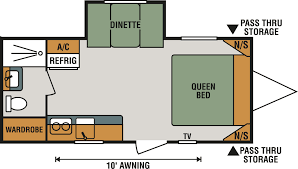 Cougar Trailers Floor Plans Travel Trailer Rv Inventory