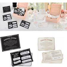 Wedding Wishes Book Wedding Guest Books Ebay