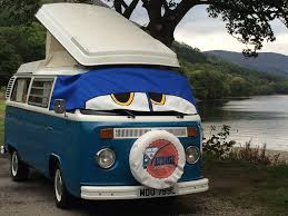 volkswagen minibus camper hire a vw campervan in scotland vintage vw campers