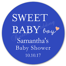 aliexpress com buy custom baby shower labels personalized baby