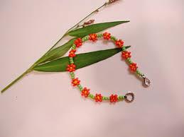 bead flower bracelet images Bead breakout classes events kid 39 s daisy chain bracelet or jpg
