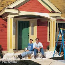 painting techniques the family handyman