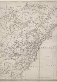 Southern United States Map by 1795 To 1799 Pennsylvania Maps