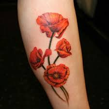 exceptional flower tattoo design ideas for women of all age