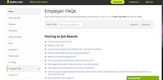 Free Job Seekers Resume Database by Best Recruitment Software For Small Businesses 2017
