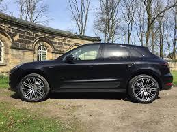 Porsche Macan Black Wheels - used 2017 porsche macan d s pdk for sale in west yorkshire