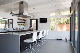 white and grey modern kitchen 20 charming midcentury kitchens ranked from virtually untouched