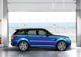 land rover 2015 2015 range rover sport svr pricing announced autoevolution