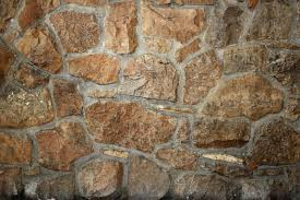 Textured Wall Background Brown Rock Wall Texture Picture Free Photograph Photos Public