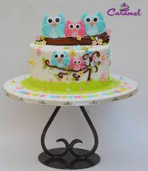 owl cake owl cake cake by caramel doha cakesdecor