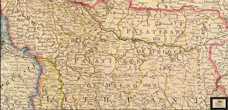 Map Of Lithuania File Part Of Map Of Grand Dutchy Of Lithuania Including Samogitia