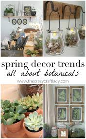 cactus home decor my favorite spring decor trends the crazy craft lady