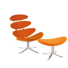 incredible modern orange chair for furniture chairs with modern