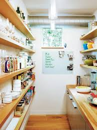 cool minimalist kitchen interior design show graceful small pantry