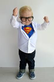 Clark Kent Halloween Costumes Diy Clark Kent Costume