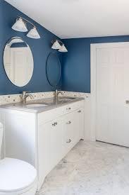 blue and white kitchen design ideas baytownkitchen modern stools