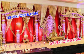 indian wedding mandaps manufacturer wedding stages manufacturer