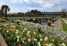 princess diana memorial garden at kensington palace springboard