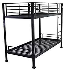 Bunk Beds Black Black Bunk Bed 3ft Single Metal Bunkbed Can Be Used By Adults