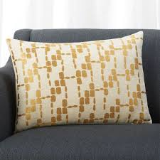crate and barrel medicine cabinet brilliant decorative pillow within daneya 22x15 yellow crate and