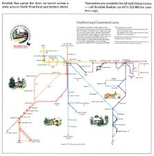 Bus Route Map bus route map leaflets robin worldwide