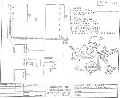 gibson wiring diagrams wiring library schematics