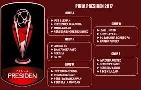 Jadwal Piala Presiden 2018 Jadwal Lengkap Pertandingan Piala Presiden 2018 Jadwal Siaran