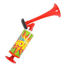 new years noise makers loud small portable air horn happy new years noise maker party