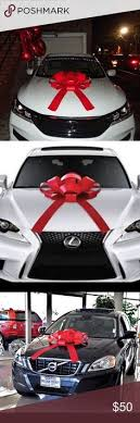 new car gift bow 3 foot metallic bow gift wrapping ideas pull