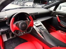 lexus lfa red lexus lfa coupé auto salon singen