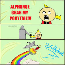 Fullmetal Alchemist Memes - fullmetal alchemist grab my ponytail by 621chopsuey on deviantart