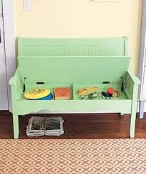 Real Simple Storage Bench Instructions by Surprise Storage For The Living Room Real Simple