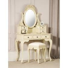 Antique Vanity With Mirror And Bench - table wonderful antique vanity table with mirror and bench mar