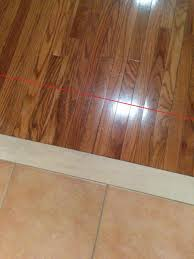cutting installed hardwood in a line doityourself com
