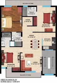 3bhk House Plans Floor Plans Rosewood Estate At Derabassi Chandigarh Gupta