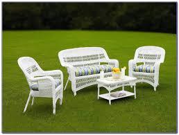 Resin Wicker Patio Furniture - white resin wicker patio furniture patios home decorating