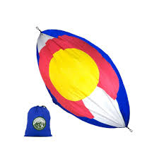 State Flag Of Colorado Really Living