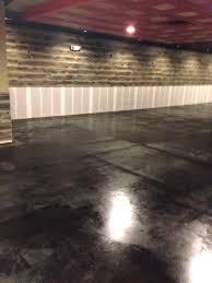 metallic red designer epoxy flooring garage floor epoxy coatings