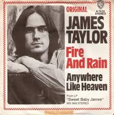 fire and rain song wikipedia